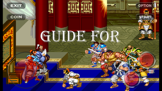 App Guide (for Warriors Of Fate) APK for Windows Phone