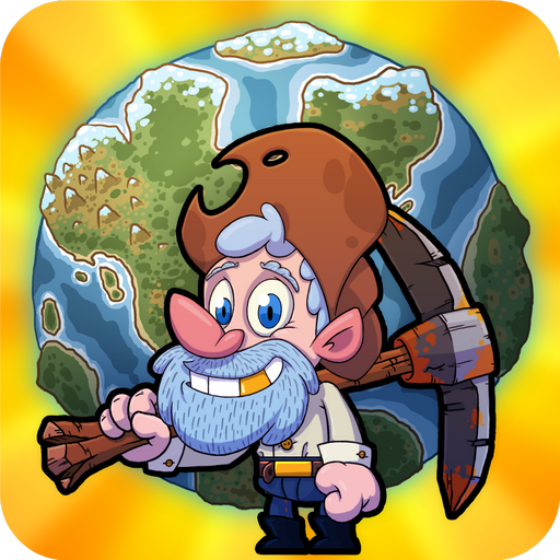 Tap Tap Dig - Idle Clicker Game Icon