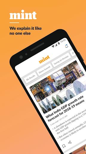 Mint Business News screenshots 1