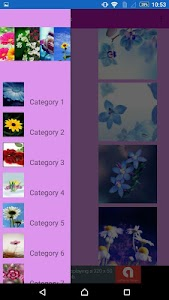 Flowers  wallpaper by Wallpix screenshot 0
