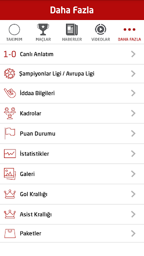 Tivibu Spor 6.4 screenshots 2
