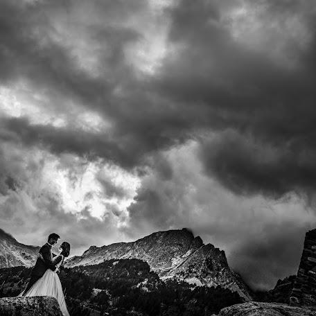 Wedding photographer Sergio Mayte (Eraseunavez). Photo of 05.01.2018