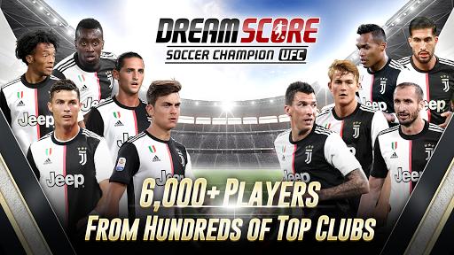 Code Triche Dream Score: Soccer Champion mod apk screenshots 1