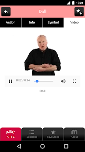 Makaton Signing for Babies- screenshot thumbnail