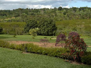 Photo: The Timothy center in Masaka has a lovely view. We may rent out some day.