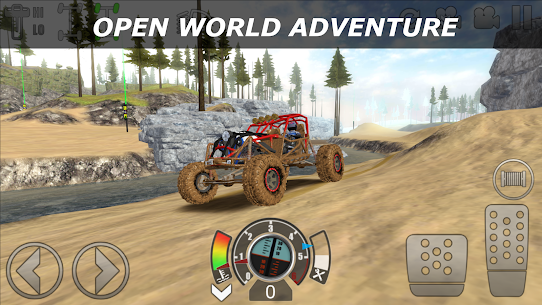 Offroad Outlaws Mod Apk 4.1.1 (Unlimited Money + Golds + Coins) 3