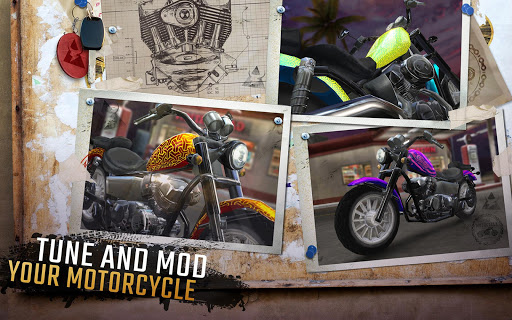 Moto Rider GO: Highway Traffic  screenshots 20