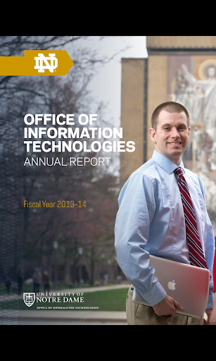 Notre Dame OIT Annual Report