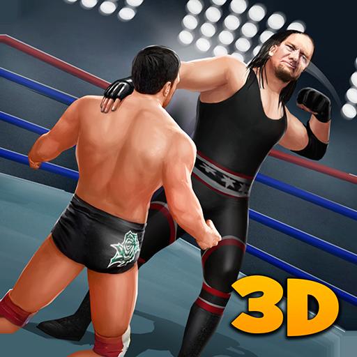 Wrestling: Revolution Fight 3D 動作 App LOGO-硬是要APP
