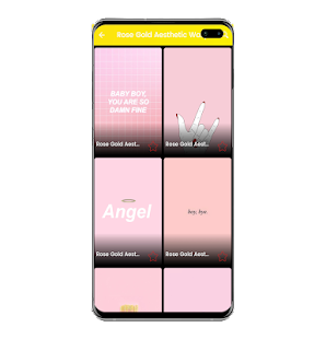 Aesthetic Wallpaper Hd Apps Bei Google Play
