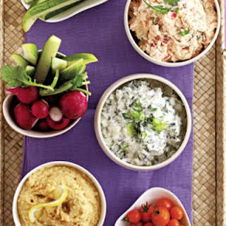 Low Carb Speedy Spinach Dip.