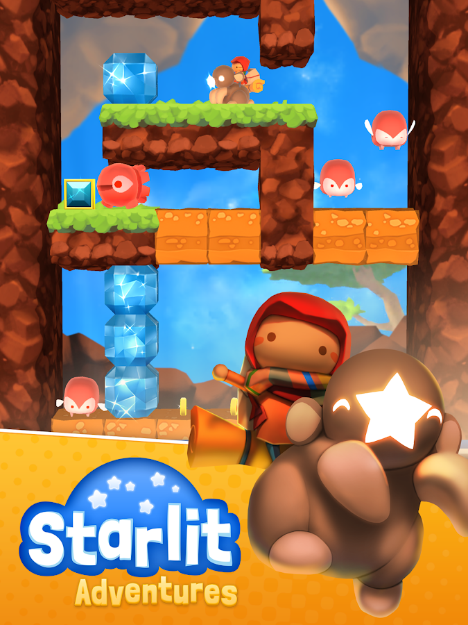 Starlit Adventures- screenshot