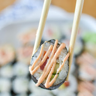Sushi Mayonnaise Sauce Recipes