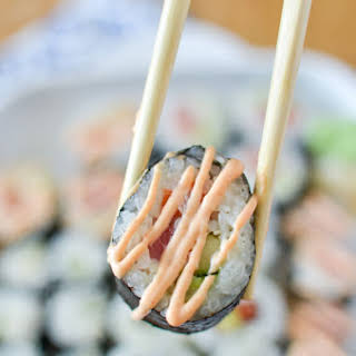 Sushi Sauce Recipes.
