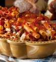 Baked Ziti with Meatballs