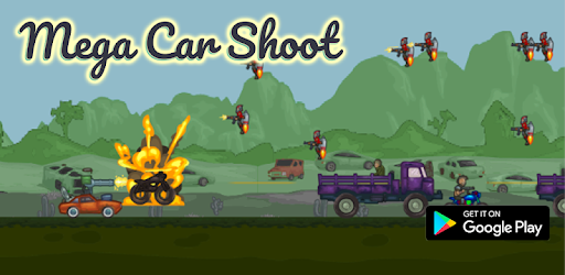 Game mega car shoot is free to download play epic shooting!