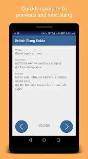 British Slang Guide - náhled
