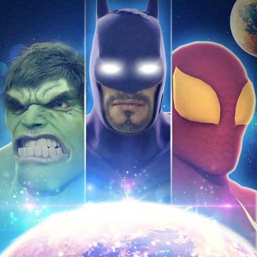 Superhero Justice City: Grand League Strike