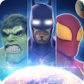 Superhero Justice City: Grand League Strike