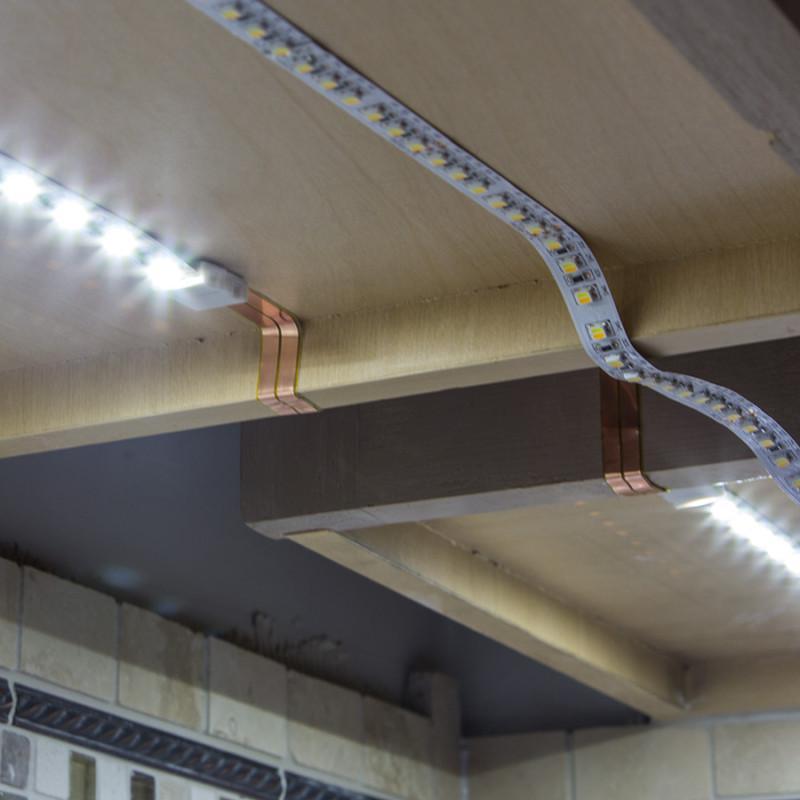 Best Lights For Garage Ceiling Ideas, Strip Lights For Garage