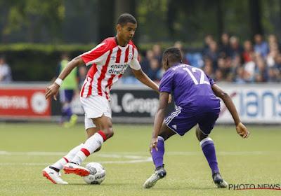 Mpoku explique pourquoi son frère joue à Anderlecht au lieu du Standard
