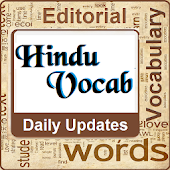 Hindu Vocab App: Daily Editorial & Vocabulary