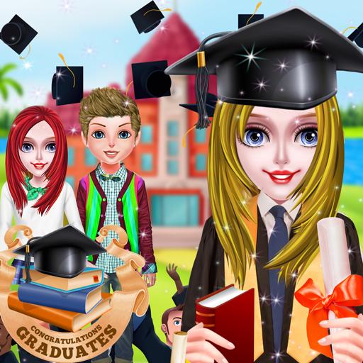 High School Graduation Story – Makeover Simulator (game)