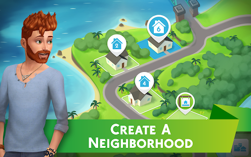 Game The Sims™ Mobile 20.0.0.89800 APK for iPhone