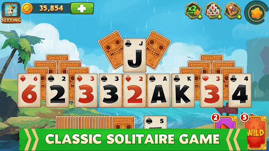 Solitaire – Island Adventure 2