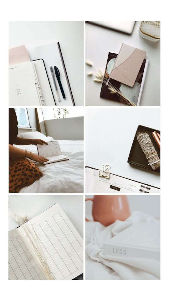 Working From Home Collage - Facebook Story Template