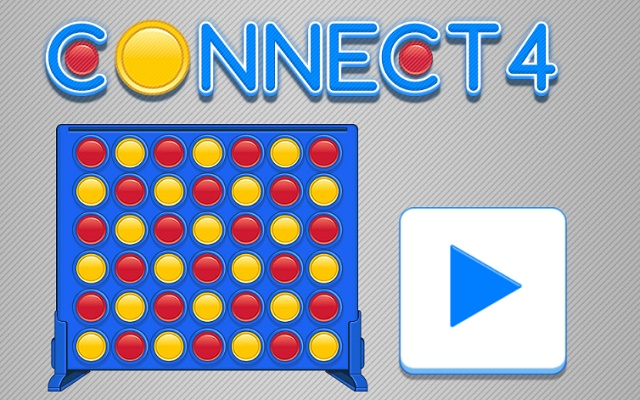 Connect 4 - play against the computer