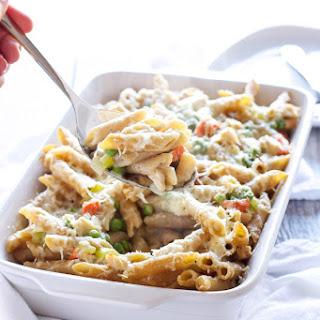 Chicken Pot Pie Pasta