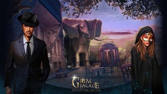 Adventure Escape :Grim Facade- screenshot thumbnail