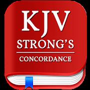 King James Bible (KJV Bible) with Concordance