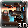 Space Cityscape 3D LWP временно бесплатно