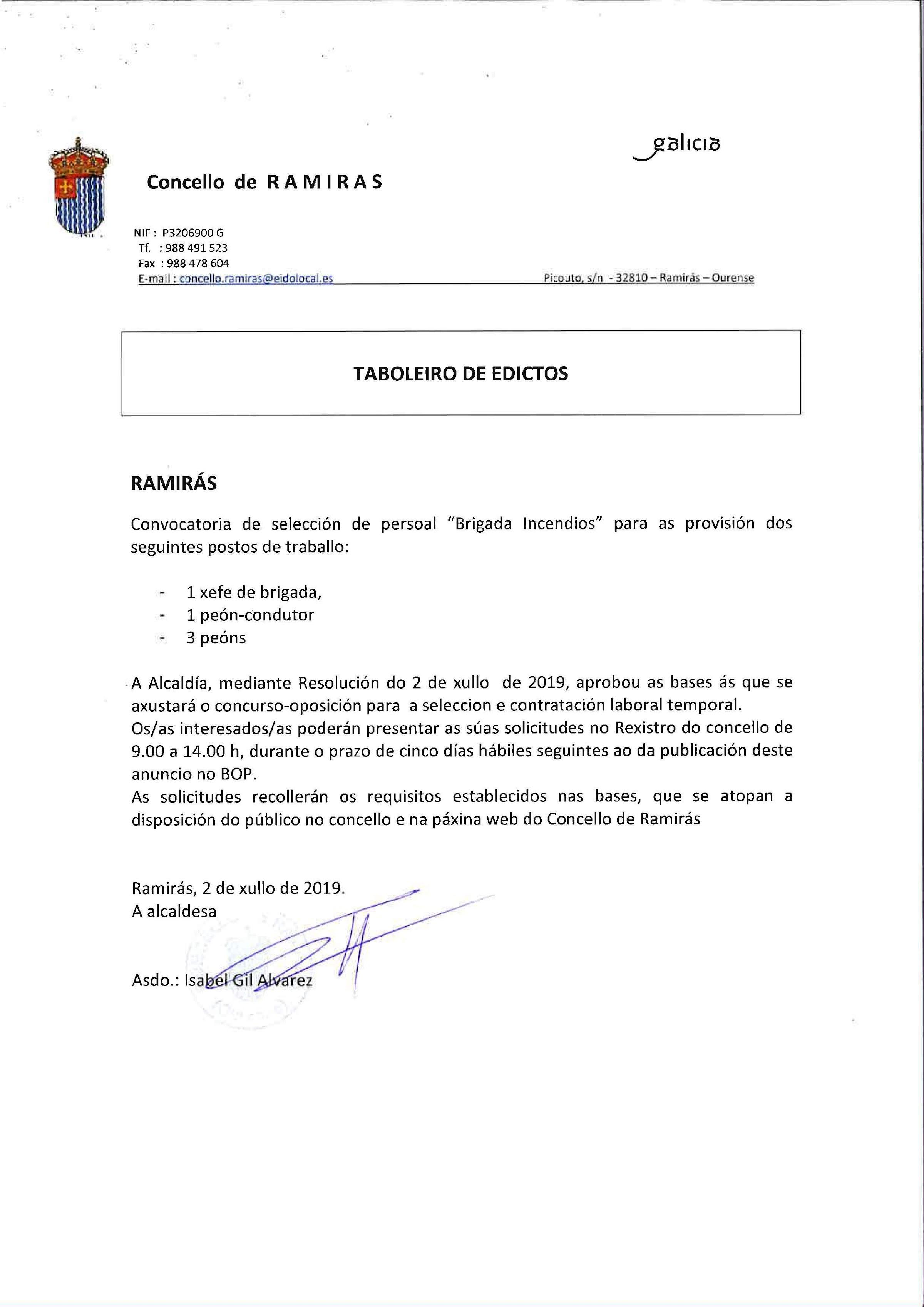 Calendario Laboral Ourense 2020.Mais Novas E Eventos
