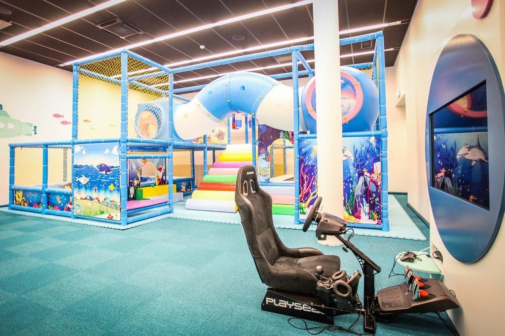 Развлечения для детей отель Aqua