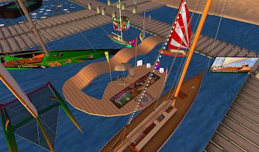 Photo: Try Sailing, = http://maps.secondlife.com/secondlife/Gala/224/100/21