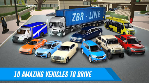 Shopping Mall Car & Truck Parking  screenshots 12