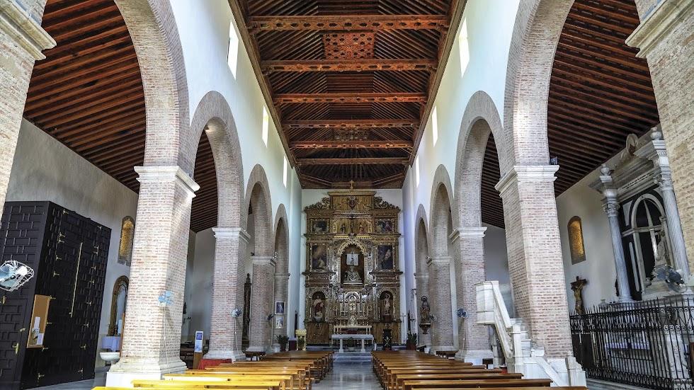 Iglesia Nuestra Señora de la Encarnación de Tabernas.