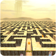 3D Maze 2: Diamonds & Ghosts?
