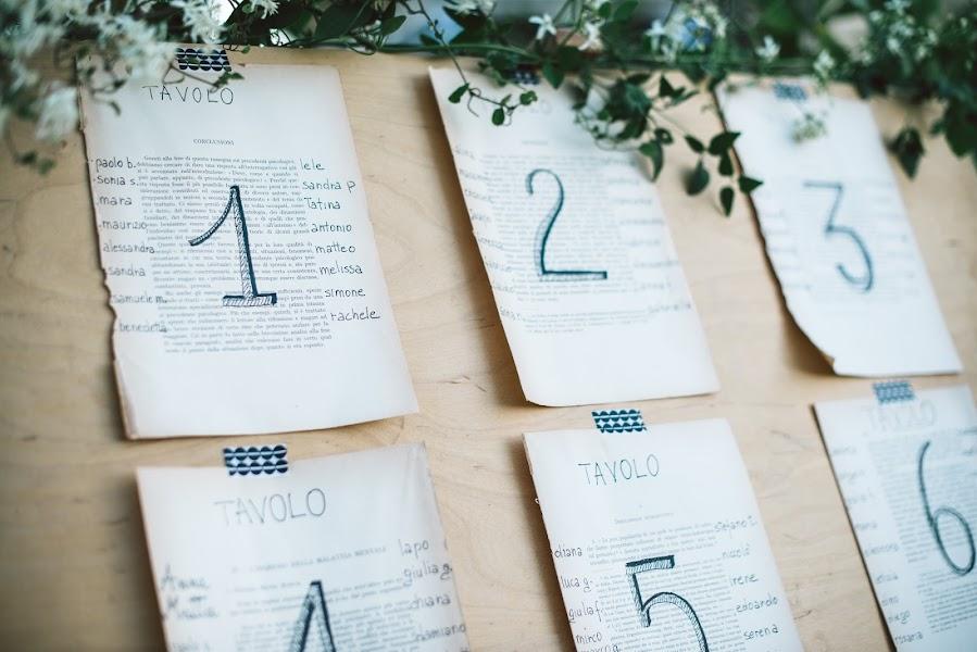 Φωτογράφος γάμων Francesca Leoncini (duesudue). Φωτογραφία: 26.11.2018