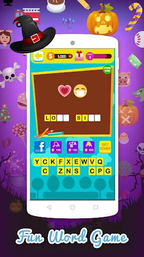Word Games - Guess Emoji 1.1.2 screenshots 6