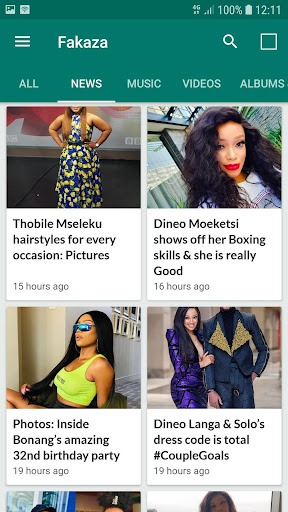 fakaza music download and news - south africa screenshot 2