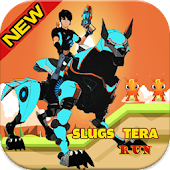Slugs Tera Run Adventure
