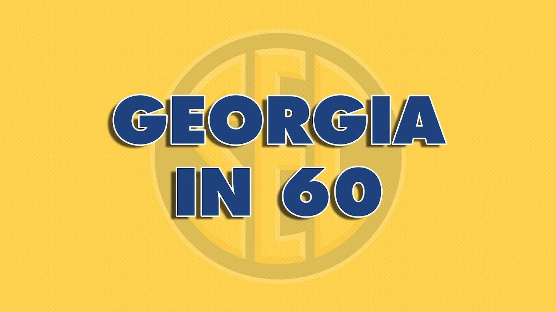 Watch Georgia In 60 live