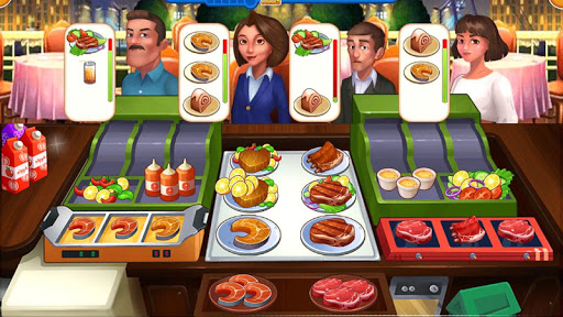Cooking Dairy: Cooking Chef Restaurant Games apktram screenshots 2