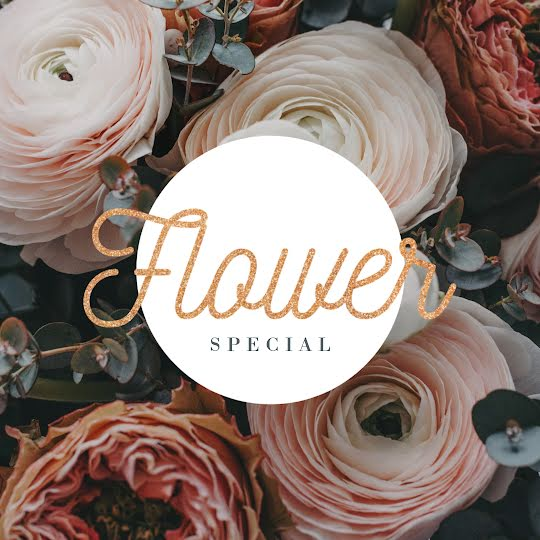 Flower Special - Instagram Post Template