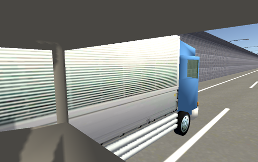 Japanese Truck Simulator - Highway android2mod screenshots 3