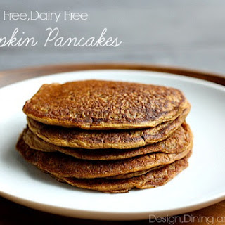Dairy Free Pumpkin Pancakes Recipes